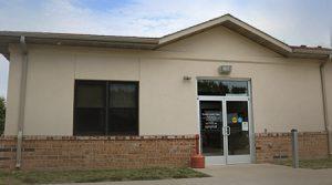 exterior of Burgess Family Clinic, Decatur