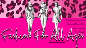 Fashion for All Ages Facebook Page